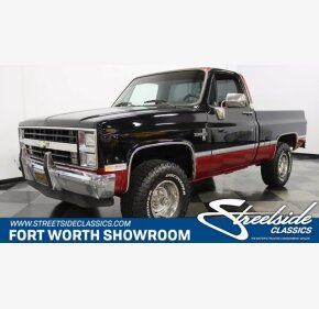1986 Chevrolet C/K Truck for sale 101401480