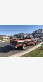 1986 Chevrolet C/K Truck for sale 101403585