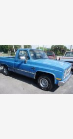 1986 Chevrolet C/K Truck Silverado for sale 101405284