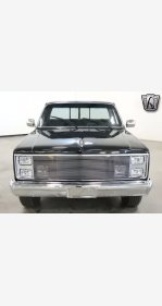 1986 Chevrolet C/K Truck for sale 101412820