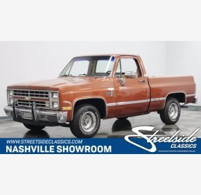 1986 Chevrolet C/K Truck 2WD Regular Cab 1500 for sale 101413373