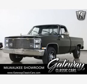 1986 Chevrolet C/K Truck for sale 101434568