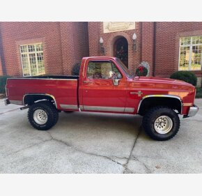 1986 Chevrolet C/K Truck Scottsdale for sale 101437431