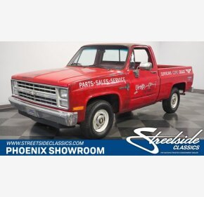 1986 Chevrolet C/K Truck 2WD Regular Cab 1500 for sale 101437564