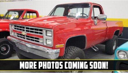 1986 Chevrolet C/K Truck for sale 101438272