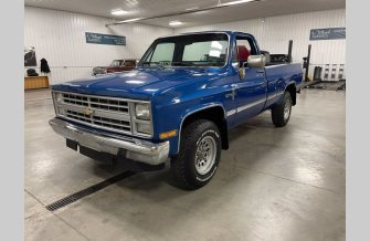 1986 Chevrolet C/K Truck Scottsdale for sale 101483929