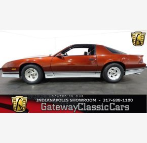1986 Chevrolet Camaro Coupe for sale 100964848