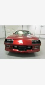 1986 Chevrolet Camaro Coupe for sale 101012970