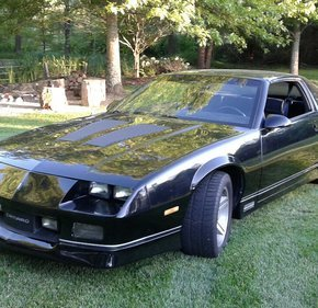 1986 Chevrolet Camaro Coupe for sale 101042027