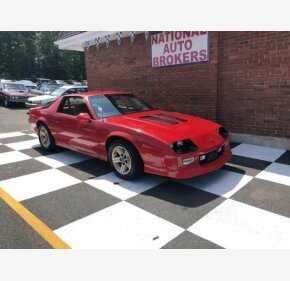 1986 Chevrolet Camaro Coupe for sale 101059301