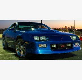 1986 Chevrolet Camaro Coupe for sale 101273413