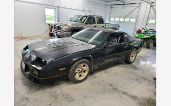 1986 Chevrolet Camaro Coupe for sale 101368768