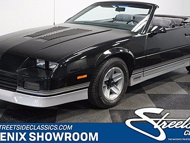 1986 Chevrolet Camaro for sale 101383963