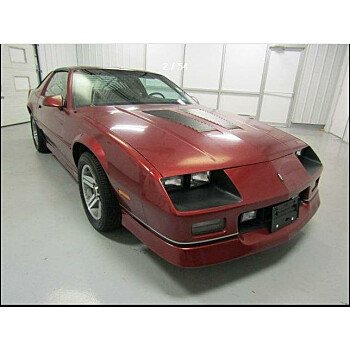 1986 Chevrolet Camaro Coupe for sale 101391251