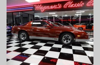 1986 Chevrolet Camaro for sale 101402295