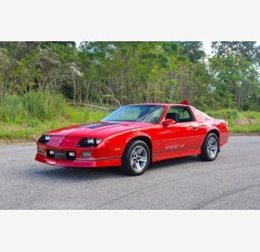 1986 Chevrolet Camaro Coupe for sale 101414049