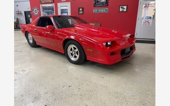 1986 Chevrolet Camaro for sale 101434402