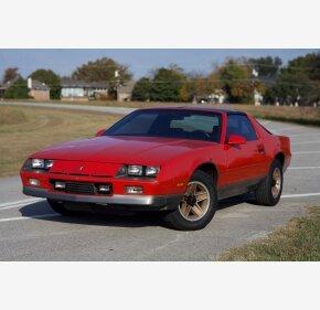 1986 Chevrolet Camaro Berlinetta Coupe for sale 101443710