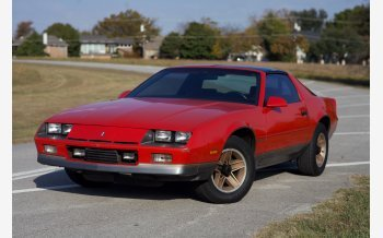 1986 Chevrolet Camaro Berlinetta Coupe for sale 101443710