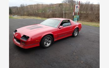 1986 Chevrolet Camaro Coupe for sale 101505108
