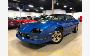 1986 Chevrolet Camaro for sale 101552836