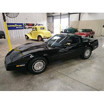 1986 Chevrolet Corvette Coupe for sale 101052033