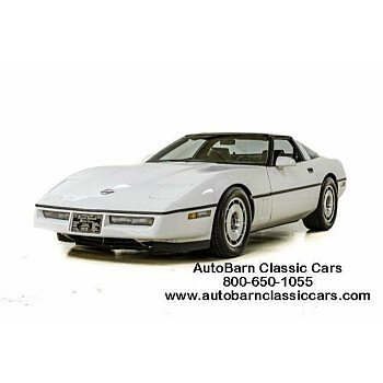 1986 Chevrolet Corvette Coupe for sale 100860236