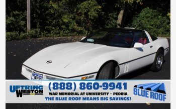 1986 Chevrolet Corvette Coupe for sale 100994256