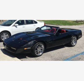 1986 Chevrolet Corvette Convertible for sale 100999336