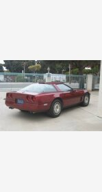 1986 Chevrolet Corvette Coupe for sale 101009048