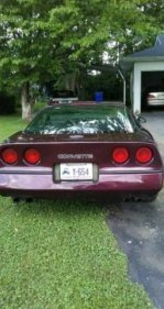 1986 Chevrolet Corvette for sale 101048479