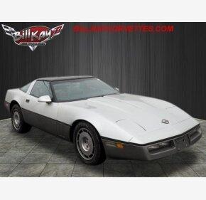 1986 Chevrolet Corvette Coupe for sale 101082251