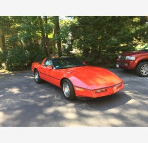 1986 Chevrolet Corvette Coupe for sale 101152899