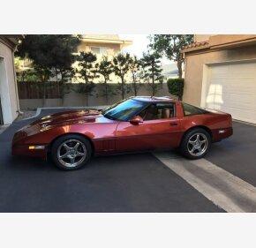 1986 Chevrolet Corvette Coupe for sale 101166640