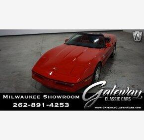 1986 Chevrolet Corvette Convertible for sale 101167298