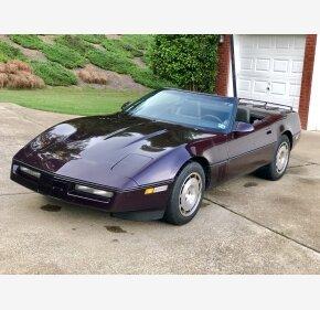 1986 Chevrolet Corvette Convertible for sale 101190336