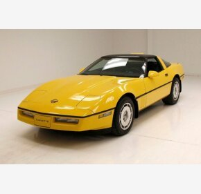 1986 Chevrolet Corvette Coupe for sale 101221656
