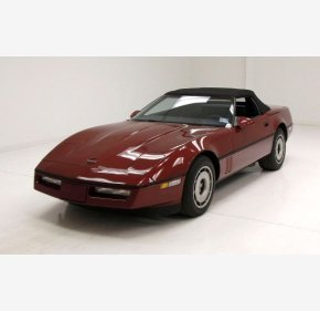 1986 Chevrolet Corvette Convertible for sale 101222732