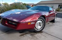 1986 Chevrolet Corvette Coupe for sale 101269766