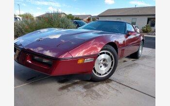 1986 Chevrolet Corvette Coupe for sale 101269766