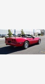 1986 Chevrolet Corvette Convertible for sale 101286081