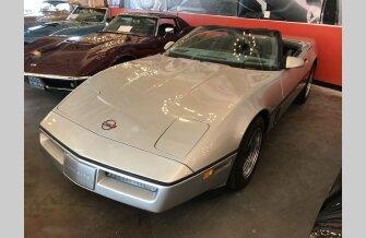 1986 Chevrolet Corvette Convertible for sale 101329158