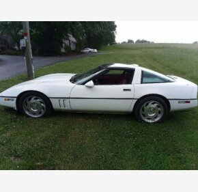 1986 Chevrolet Corvette for sale 101345915