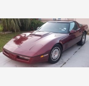 1986 Chevrolet Corvette for sale 101347620