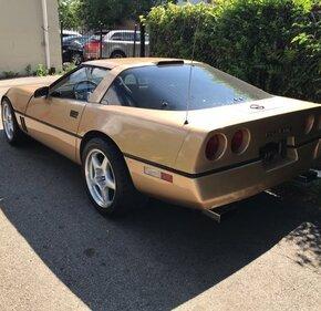 1986 Chevrolet Corvette for sale 101353736