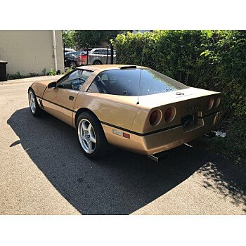 1986 Chevrolet Corvette for sale 101353736