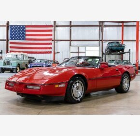 1986 Chevrolet Corvette for sale 101364372