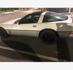 1986 Chevrolet Corvette for sale 101364507
