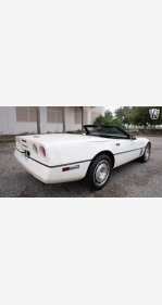 1986 Chevrolet Corvette Convertible for sale 101404505