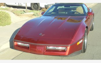 1986 Chevrolet Corvette Coupe for sale 101426066